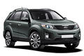 Costa Rica car rental - Kia Sorento 4x4