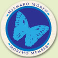 Friends of the National Parks Costa Rica - Morpho Membership